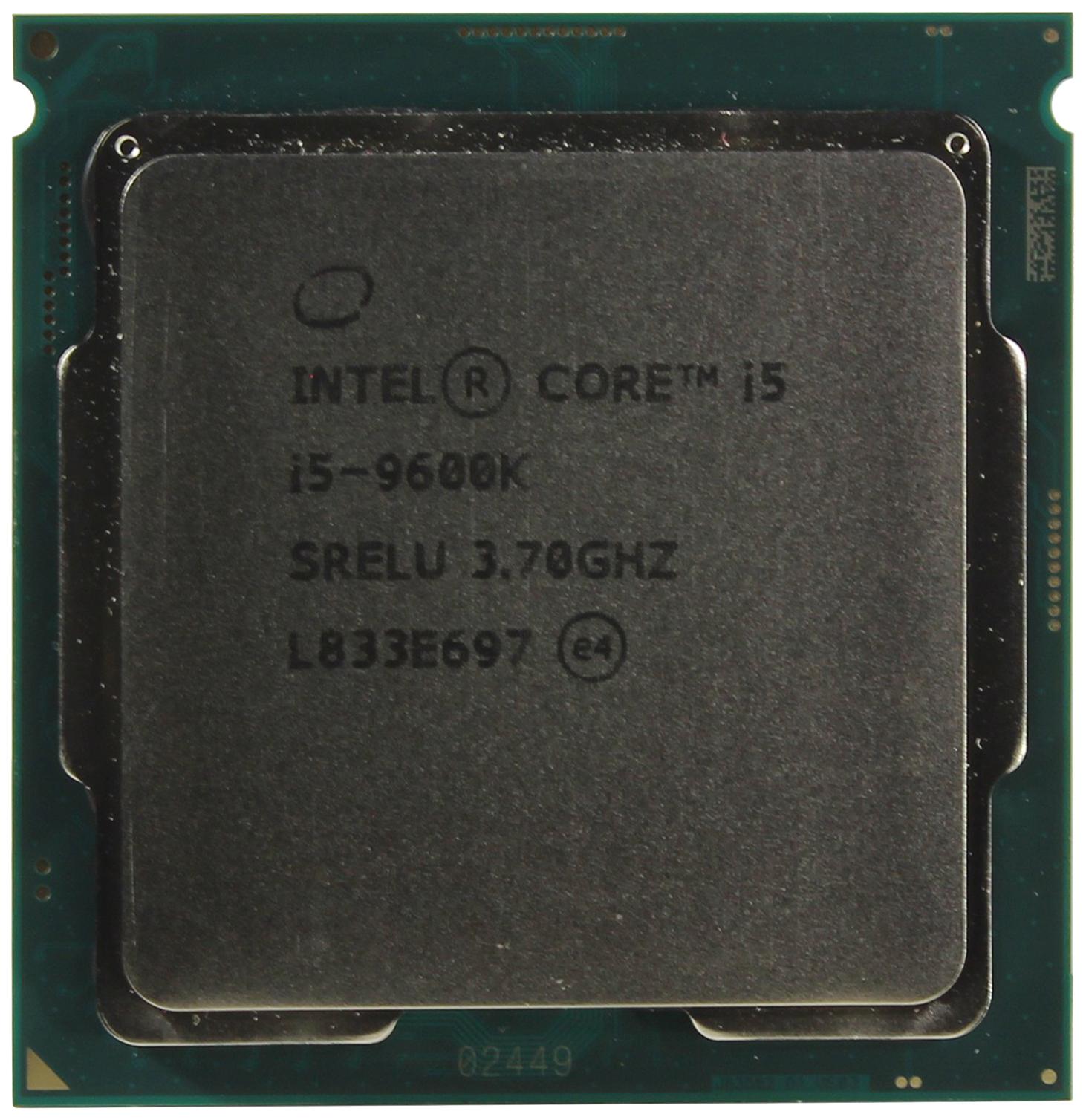 Процессор Intel Core i5 9600K Box