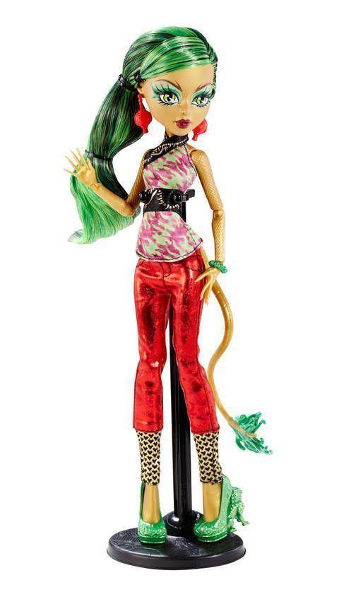 Купить Кукла Monster High Дженифер Лонг - Новый Скарместер BDD80, Классические куклы