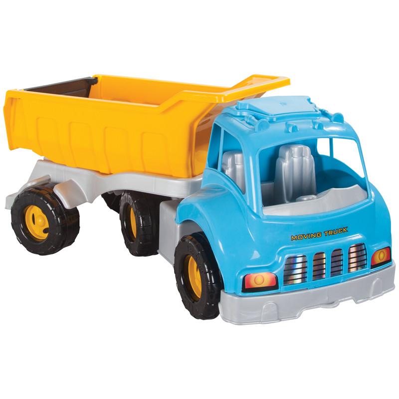 Купить Грузовик Pilsan Moving Truck синий 06-602, Строительная техника