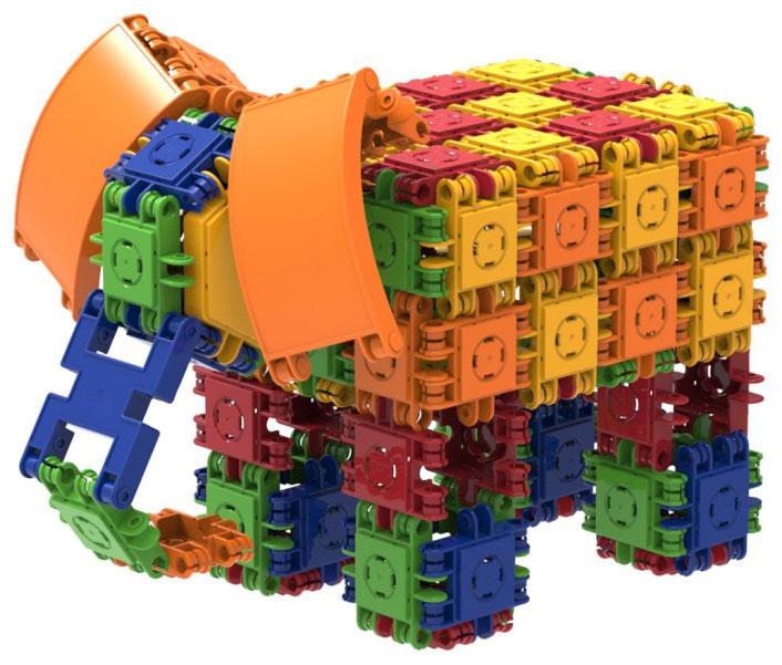 Купить Конструктор пластиковый Clicformers Basic Set 801005 150 деталей, Конструкторы пластмассовые