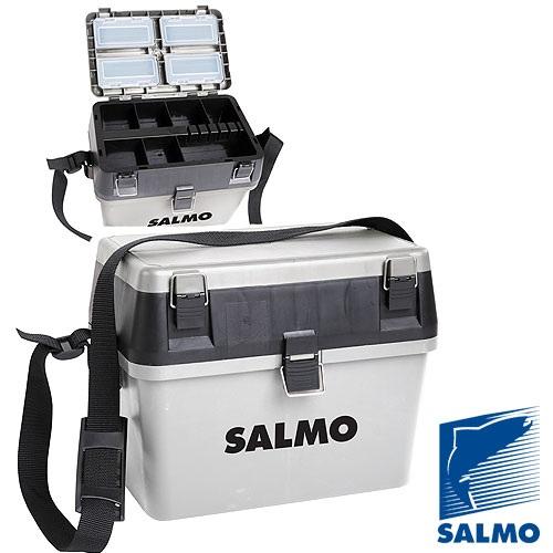 Ящик рыболовный  зимний  Salmo 2-х ярусный / 2070