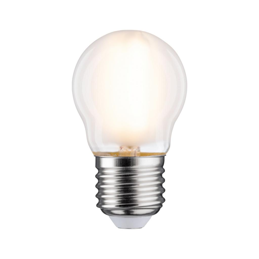 Лампа LED Fil Tropfen 806lm E27 2700K