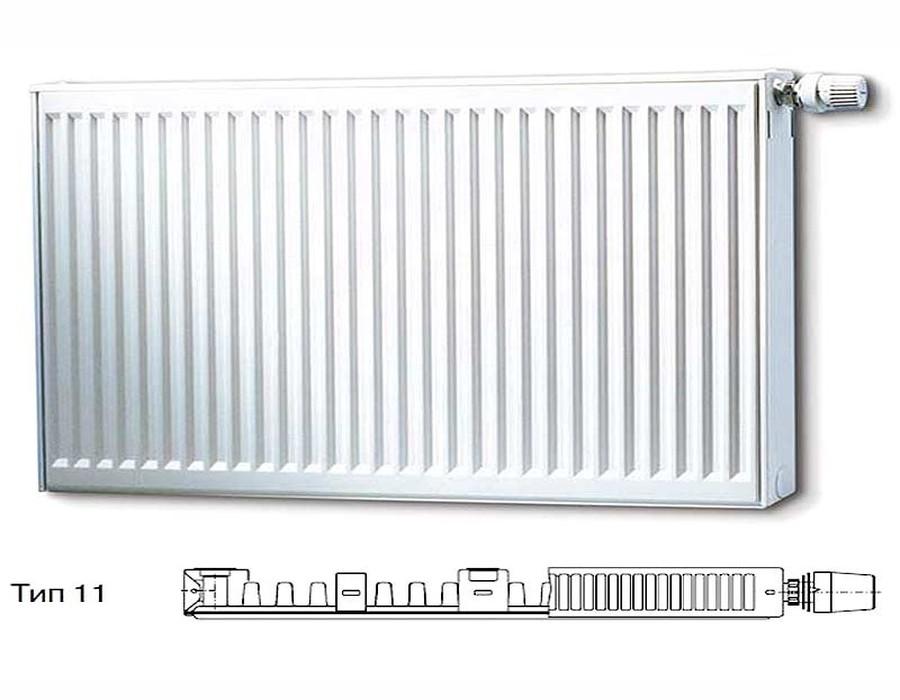 Радиатор стальной Buderus K-Profil 11/500/1000 24 A