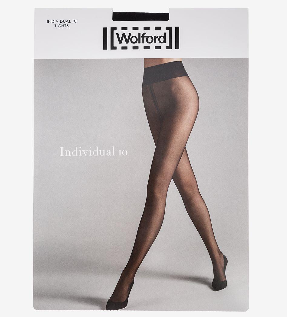 Колготки Wolford 183827005 черный 44 фото