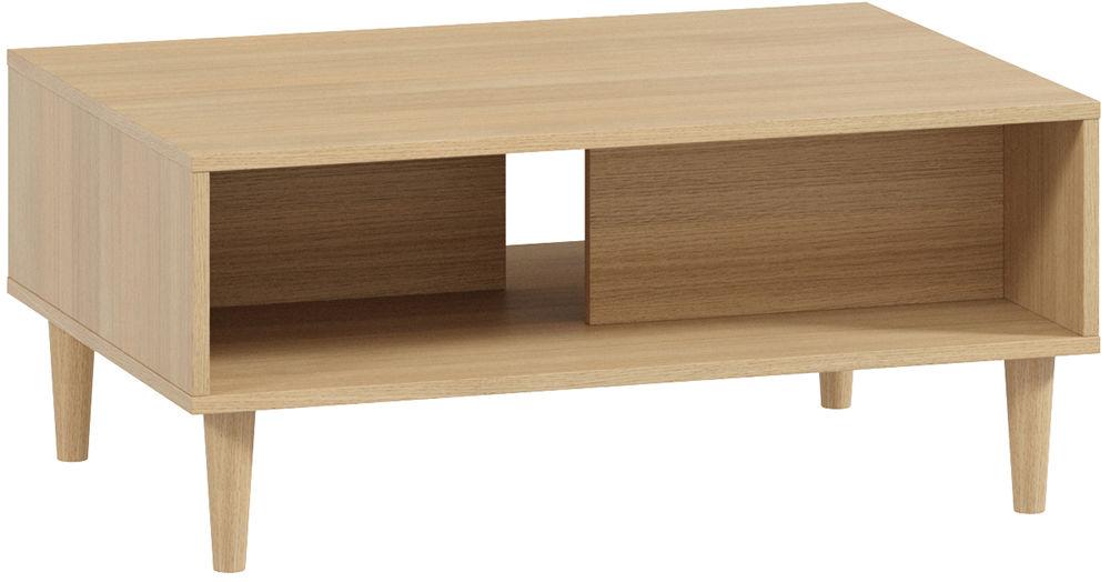 Журнальный стол Divan.ru 38х87х61 см, коричневый