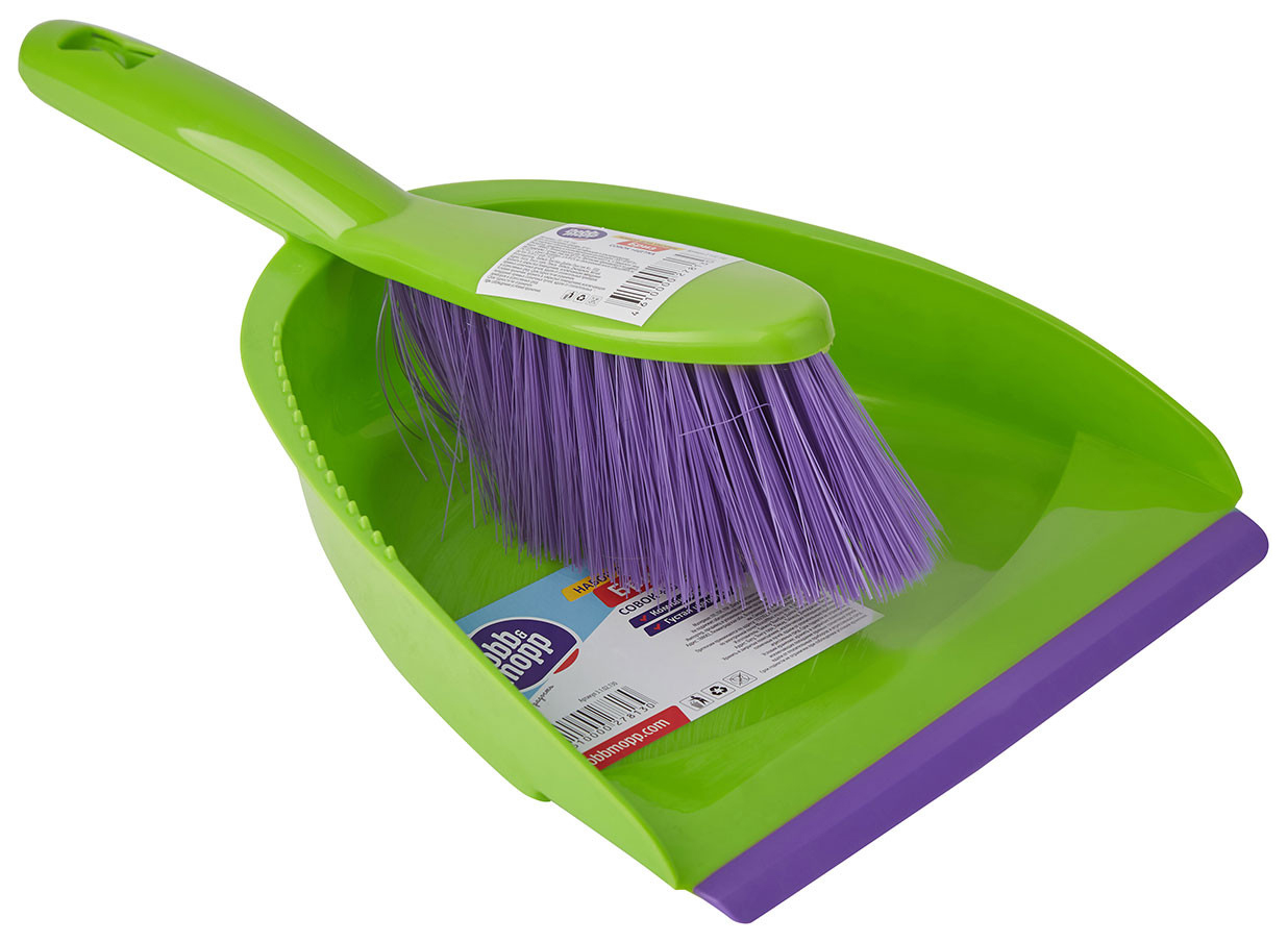Набор для уборки совок + щетка Hoff Бриз