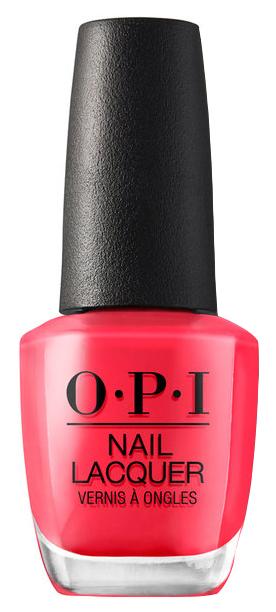 Лак для ногтей OPI Classic OPI On Collins Ave 15 мл фото