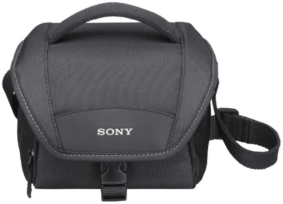 Сумка для фототехники Sony LCS-U11 черная фото