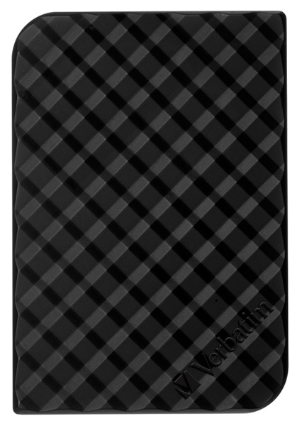 Внешний диск HDD Verbatim Store 'n' Go Style 1TB Black (53194), Store 'n' Go Style (53194) 1TB  - купить со скидкой