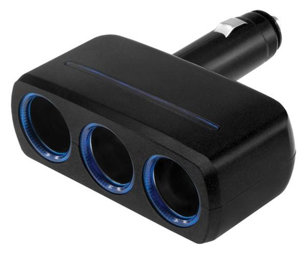 Разветвитель для прикуривателя Neoline SL-300 10A 3 гн. 341431 фото