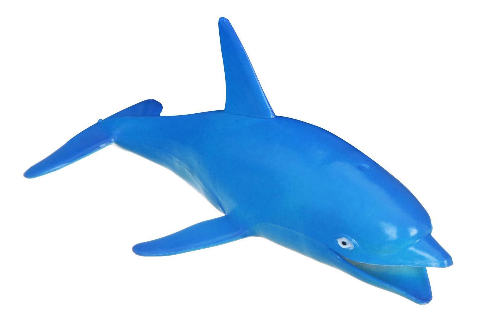 Купить Набор животных Bondibon ребятам о зверятах, дельфины, 8, Фигурки животных