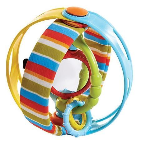Развивающая игрушка Tiny Love Вращающийся бубен фото