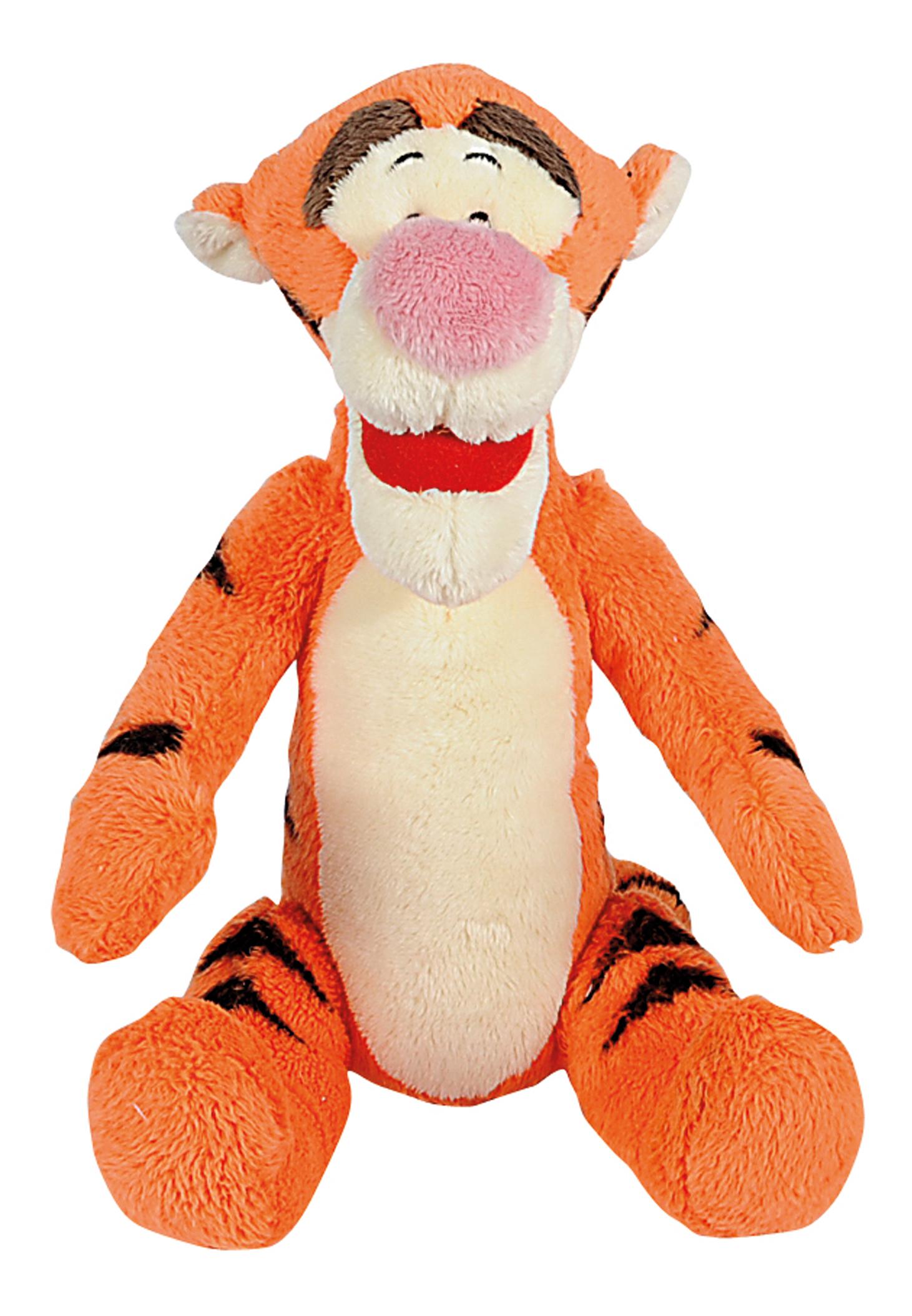 Мягкая игрушка Nicotoy Тигруля 25 см 1/12.