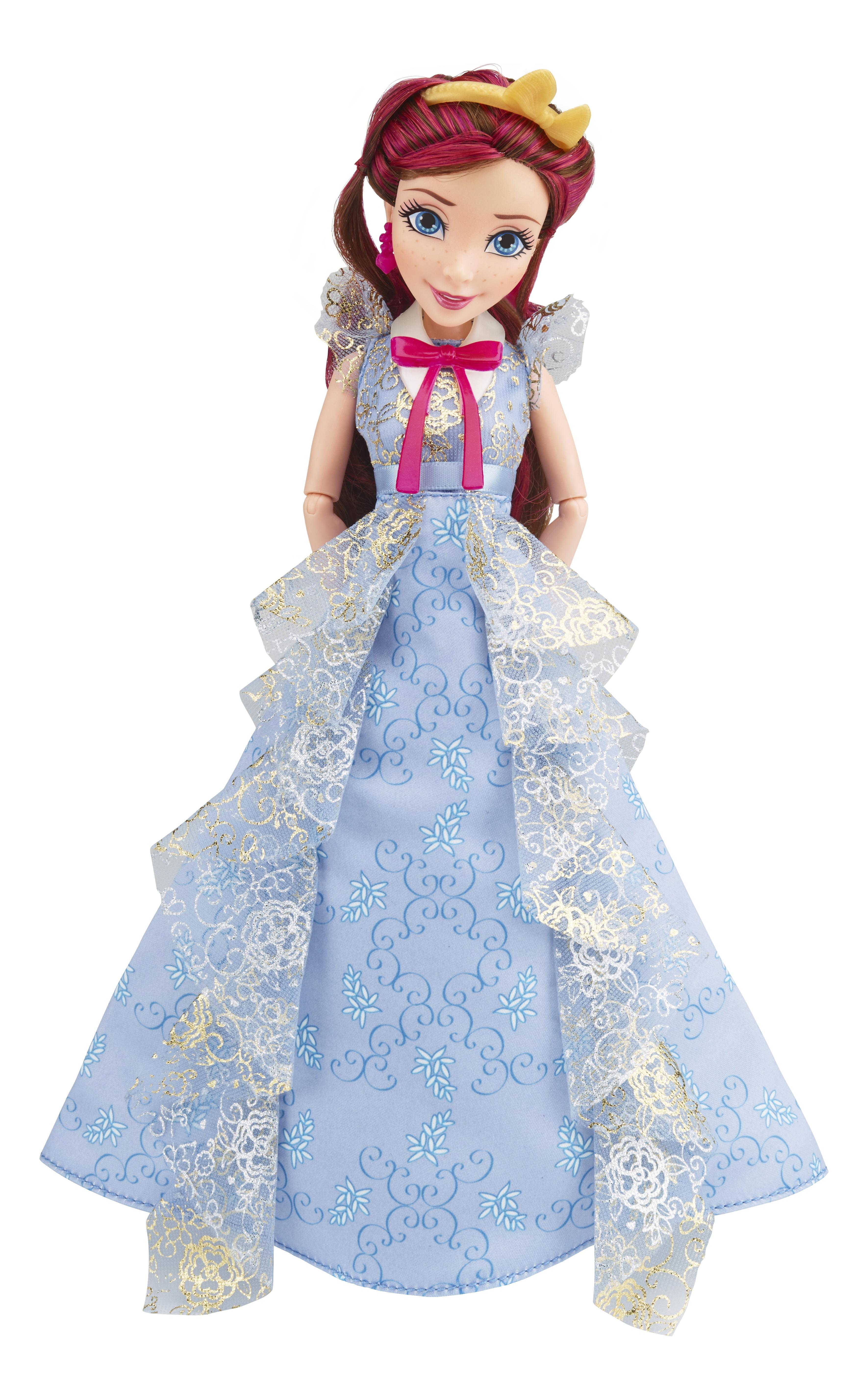 Купить Кукла Disney в платье для коронации из серии светлые герои b3123 b3125, Hasbro, Классические куклы