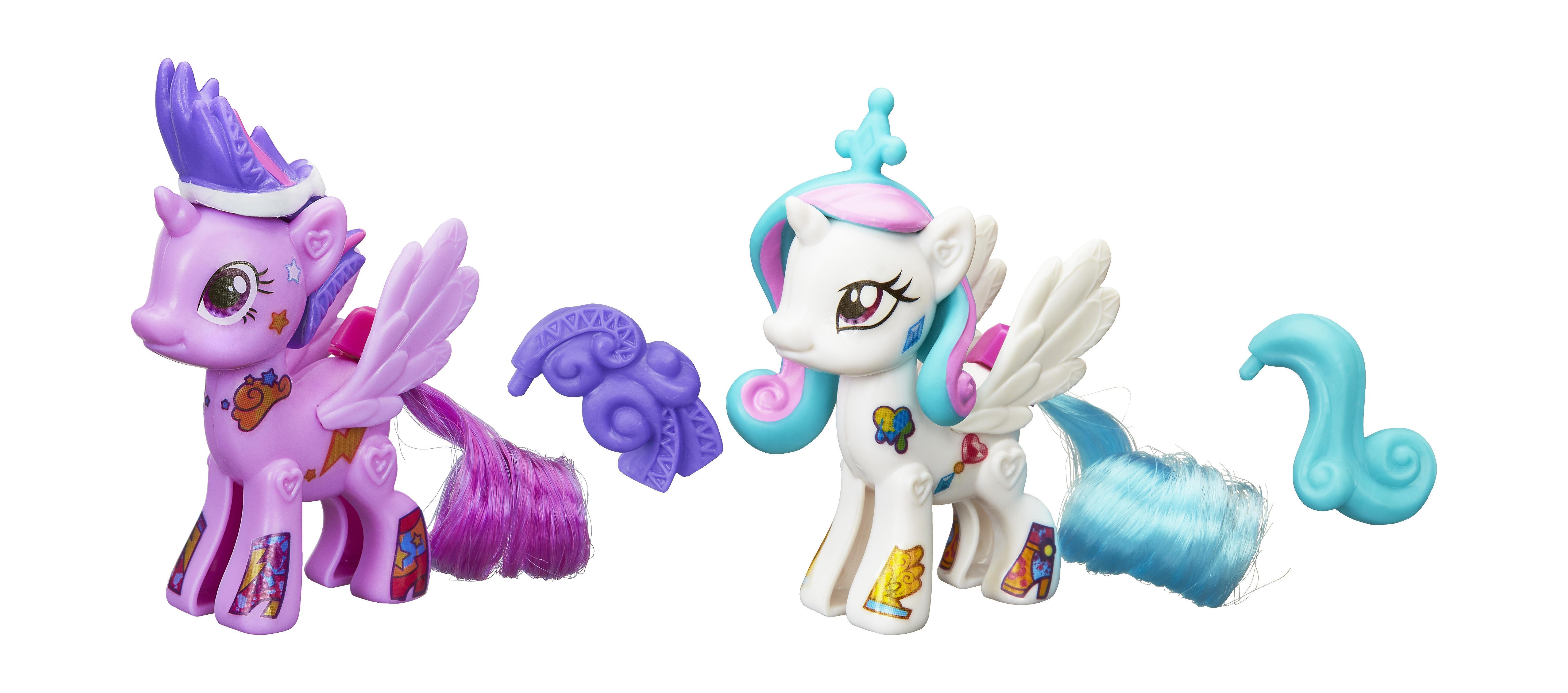 Mlp стильные пони создай свою пони b3589