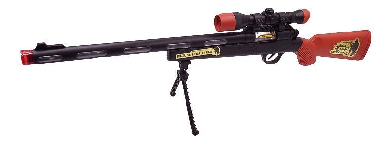 Купить Снайперская винтовка, Снайперская Винтовка с подставкой для стрельбы ars-266(dq-2289), ABtoys, Стрелковое игрушечное оружие