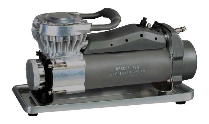 Компрессор автомобильный Berkut R24 98л/мин