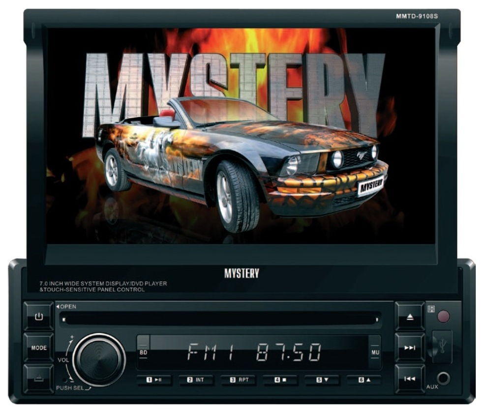 MYSTERY 9108S