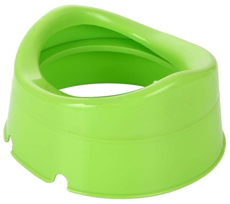 Купить Горшок детский Happy Baby Mini potty зеленый, Горшки детские