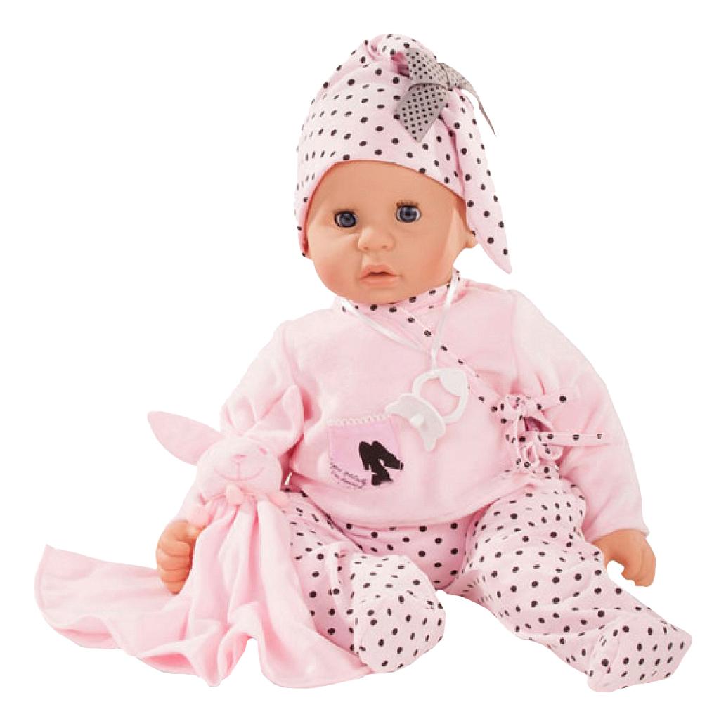 Кукла Gotz Малыш Cookie в розовом,
