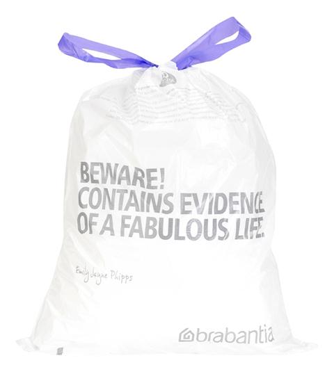 Мешок для мусора  Brabantia пластиковый 15