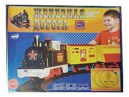Купить Железная дорога Омский Завод Электротоваров, Омский завод электротоваров, Детские железные дороги