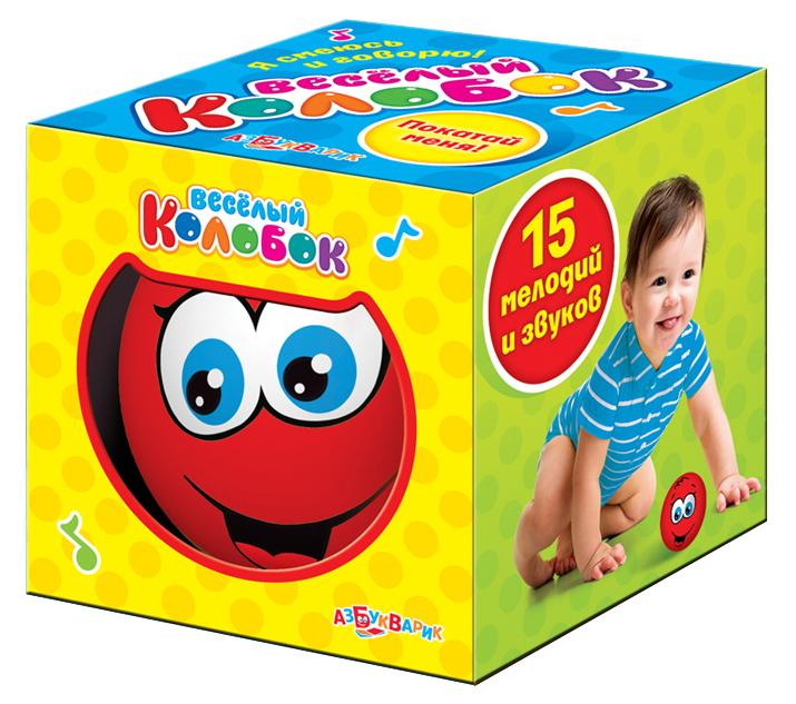 Музыкальная игрушка Азбукварик Веселый Колобок 28013 4