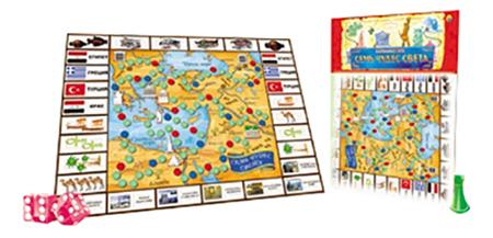 Купить Семь Чудес Света, Настольная игра Рыжий Кот Семь чудес света, Рыжий кот, Семейные настольные игры