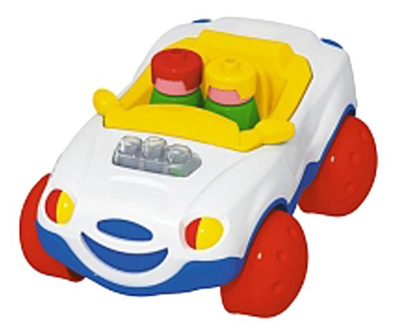 Купить Каталка детская STELLAR Кабриолет Звездочка , Игрушечные машинки