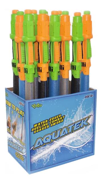 Купить Игрушечное оружие YULU Aquatek,