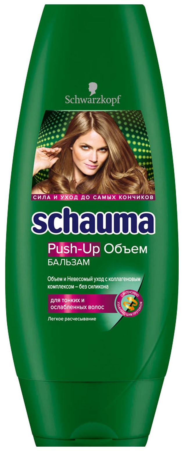 Бальзам для волос Schauma Объем 200 мл
