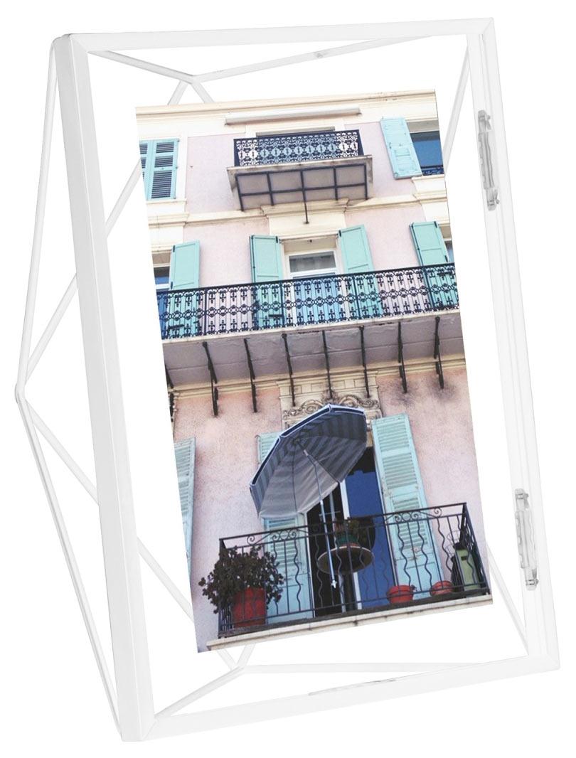 Рамка для фотографий Prisma 13х18 белая Umbra