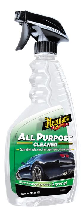 Meguiar's / Универсальное средство для чистки All Purpose Cleaner 710 мл G9624EU