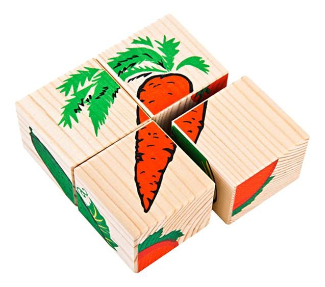 Детские кубики Томик \