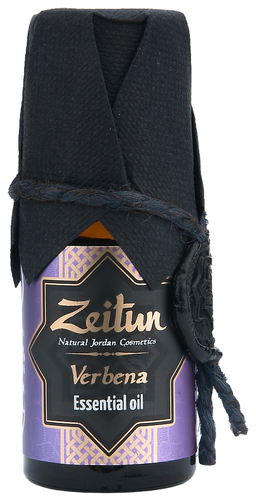 Масло для тела Zeitun Вербена 10 мл фото
