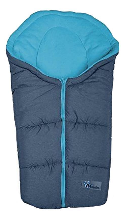 Купить Конверт-мешок для детской коляски Altabebe Alpin Pram & Car seat dark grey/bleu,