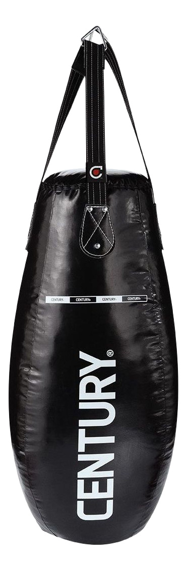Боксерский мешок Century Капля черно-белый