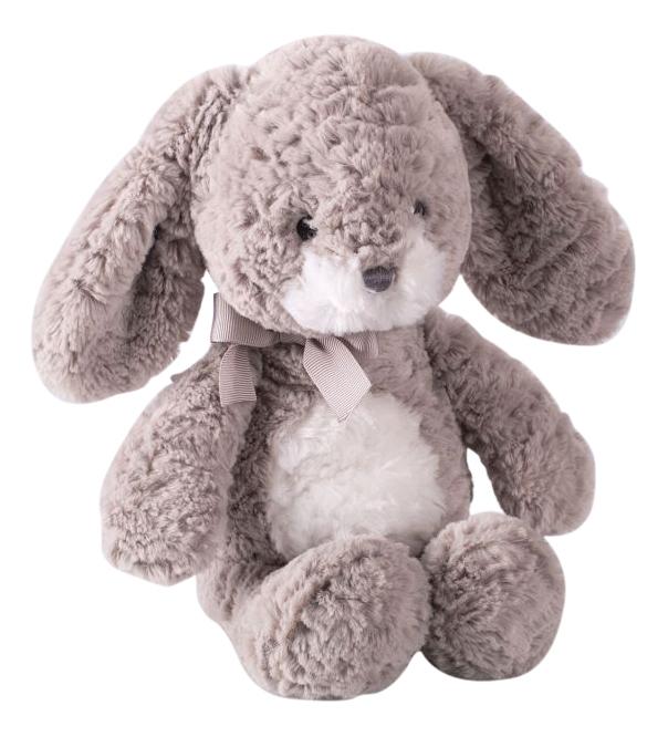 Купить Заяц Мил серый 23 см, Мягкая игрушка Gulliver Заяц Мил серый 23 см, Мягкие игрушки животные