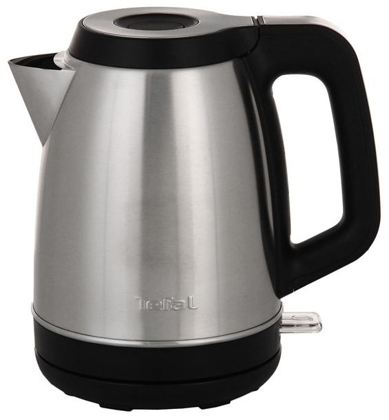 Чайник электрический Tefal KI280D30 Silver/Black