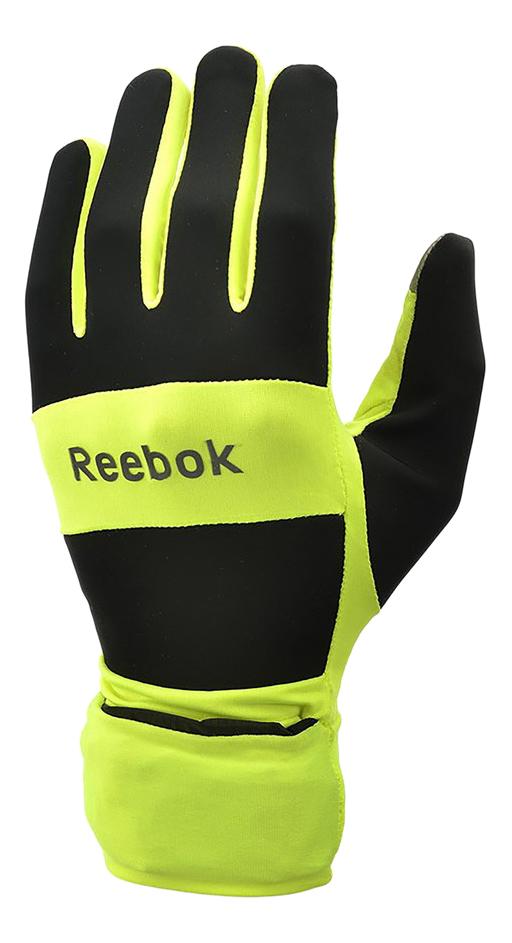 Перчатки Reebok RRGL 10133YL, neon/black, M