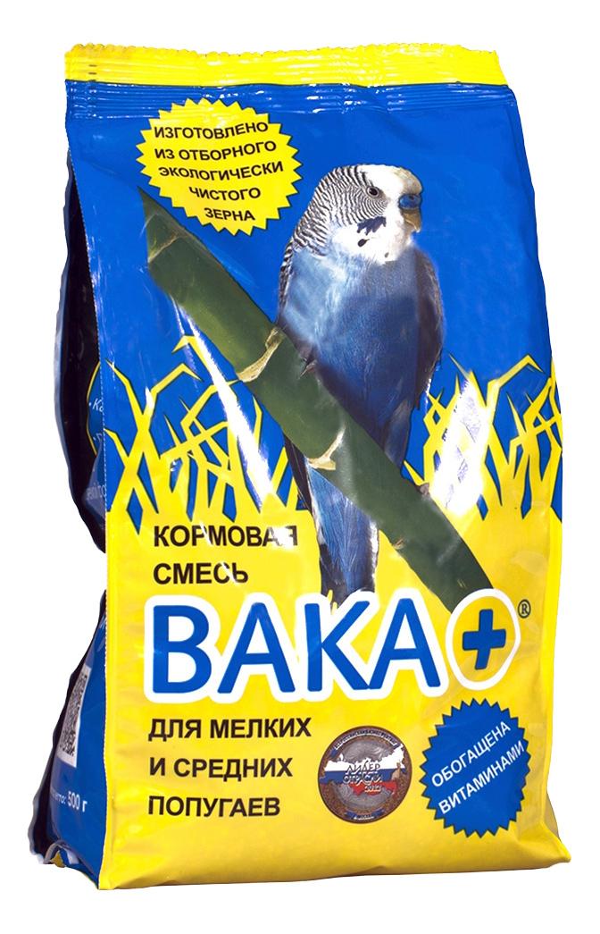Основной корм Вака для попугаев 500