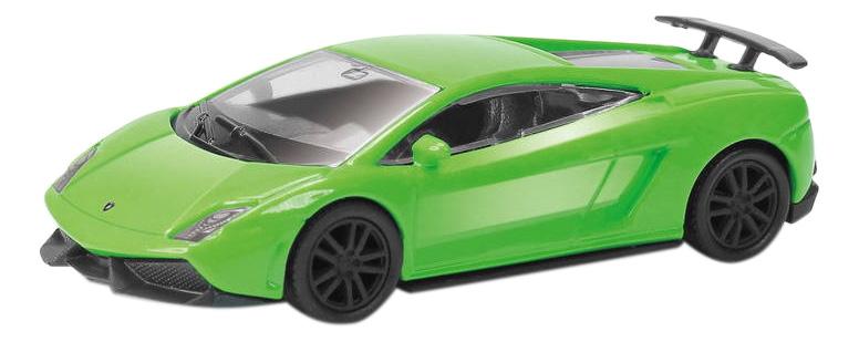 Коллекционная модель Lamborghini Gallardo Superleggera RMZ City 344998 1:64