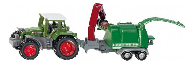 Купить Коллекционная модель Siku Трактор с измельчителем древесины 1:87, Коллекционные модели