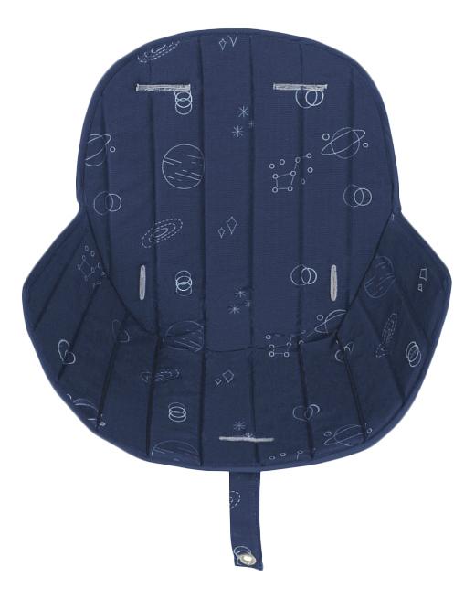 Купить Вкладыш для стульчика micuna OVO Luxe Planet, Чехол на стульчик для кормления