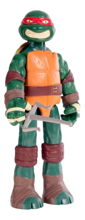 Купить Фигурка Черепашки Ниндзя Рафаэль 27 см Playmates Toys 91114, Фигурки животных
