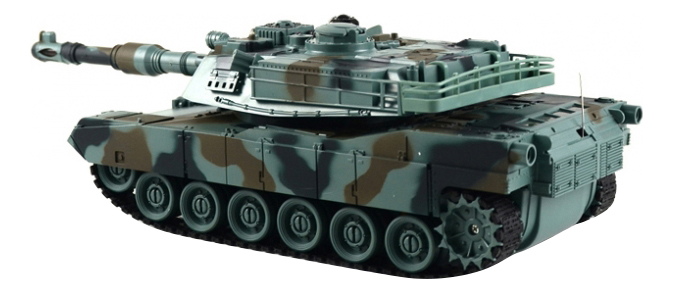 Радиоуправляемый танк M1A2 на аккум. 7 функций Gratwest М60979 фото