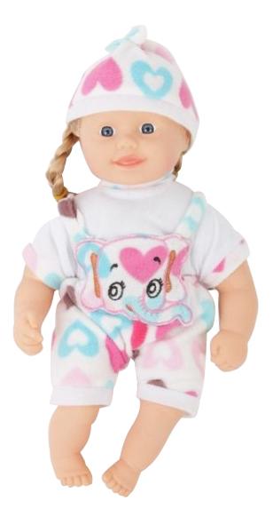 Музыкальная кукла в шапочке 30 см Shenzhen Toys Д44669