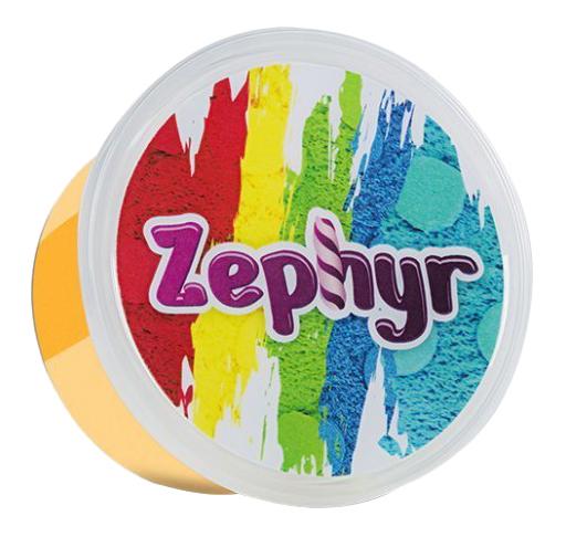 Масса для лепки Оранжевая Zephyr 00-00000740