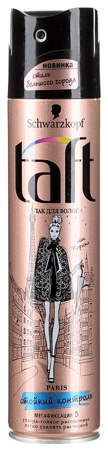 Лак для волос TAFT Шик Парижа Стойкий контроль