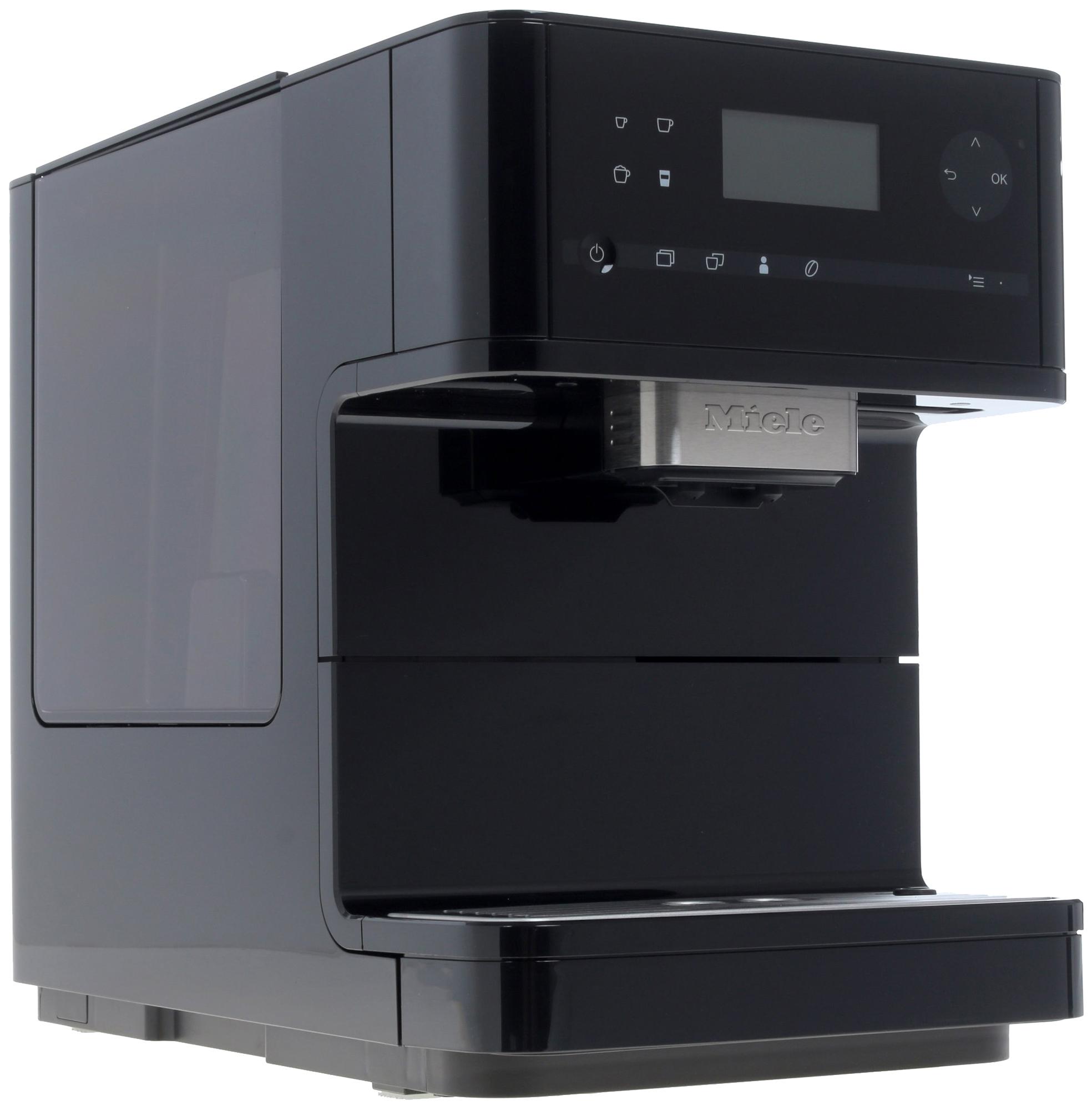 Кофемашина автоматическая Miele CM6150 OBSW